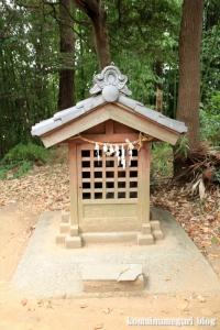 穂積神社(さいたま市西区峰岸)9
