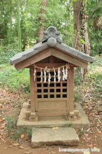穂積神社(さいたま市西区峰岸)12