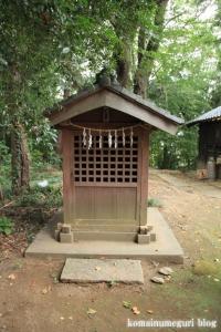 穂積神社(さいたま市西区峰岸)13
