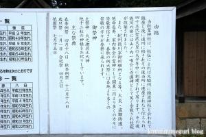 秋葉神社(さいたま市西区中釘)15