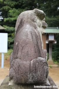 秋葉神社(さいたま市西区中釘)11