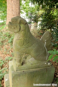 秋葉神社(さいたま市西区中釘)29