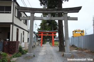 氷川神社(さいたま市西区高木)1