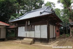 氷川神社(さいたま市西区高木)9