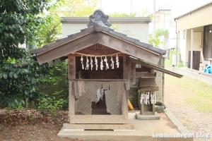 氷川神社(さいたま市西区高木)12