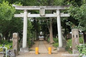氷川神社(さいたま市西区指扇)1