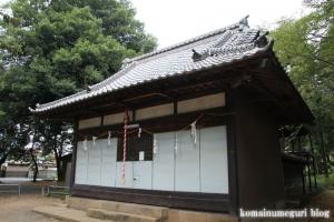 氷川神社(さいたま市西区指扇)10
