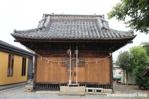 土屋氷川神社(さいたま市西区土屋)9