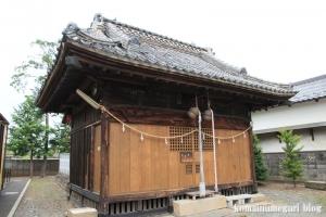 土屋氷川神社(さいたま市西区土屋)10