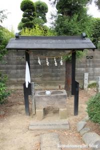 土屋氷川神社(さいたま市西区土屋)8