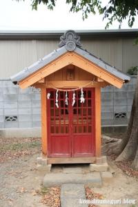土屋氷川神社(さいたま市西区土屋)13