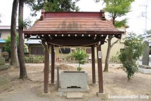 氷川神社(さいたま市西区西遊馬)7