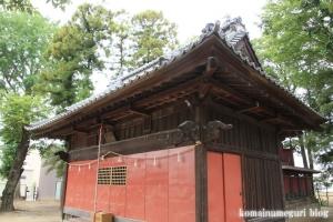 氷川神社(さいたま市西区西遊馬)9