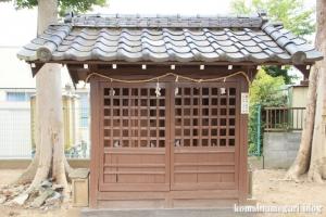 氷川神社(さいたま市西区西遊馬)11
