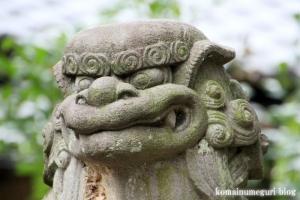 氷川神社(さいたま市西区西遊馬)26