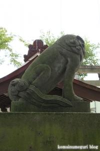 氷川神社(さいたま市西区西遊馬)18