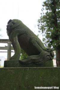 氷川神社(さいたま市西区西遊馬)22