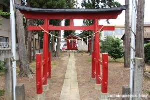 稲荷神社(さいたま市西区土屋)3