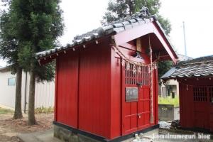 稲荷神社(さいたま市西区土屋)6