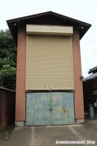 二ツ宮氷川神社(さいたま市西区二ツ宮)10