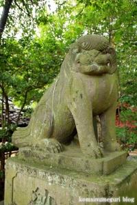 二ツ宮氷川神社(さいたま市西区二ツ宮)20