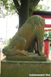 二ツ宮氷川神社(さいたま市西区二ツ宮)16