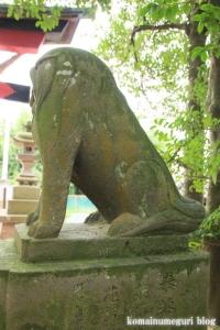 二ツ宮氷川神社(さいたま市西区二ツ宮)21