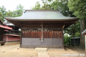 八幡神社(さいたま市西区二ツ宮)10