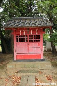 八幡神社(さいたま市西区二ツ宮)6
