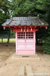 八幡神社(さいたま市西区二ツ宮)8