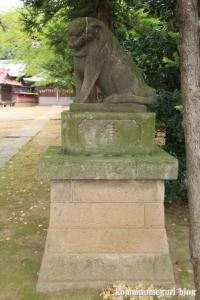 八幡神社(さいたま市西区二ツ宮)18