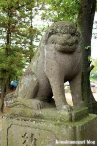八幡神社(さいたま市西区二ツ宮)23