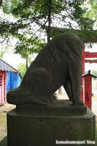 八幡神社(さいたま市西区二ツ宮)20