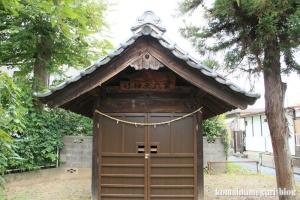 第六天神社(さいたま市西区佐知川)3