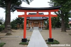 足立神社(さいたま市西区飯田)7