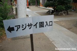 足立神社(さいたま市西区飯田)16
