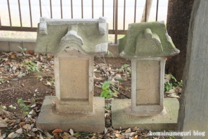 小山稲荷神社(さいたま市西区水判土)8