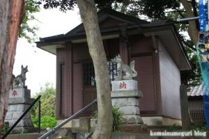 小山稲荷神社(さいたま市西区水判土)9