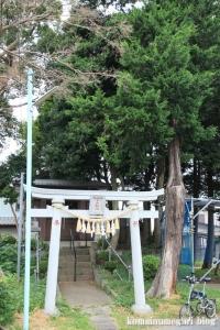 小山稲荷神社(さいたま市西区水判土)1