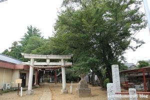 原稲荷神社(さいたま市西区佐知川)1
