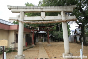 原稲荷神社(さいたま市西区佐知川)4