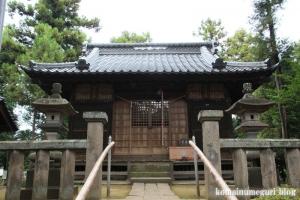 原稲荷神社(さいたま市西区佐知川)9