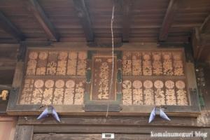 原稲荷神社(さいたま市西区佐知川)13