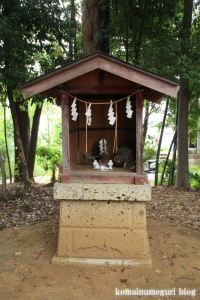 大倭神社(さいたま市西区三橋)8