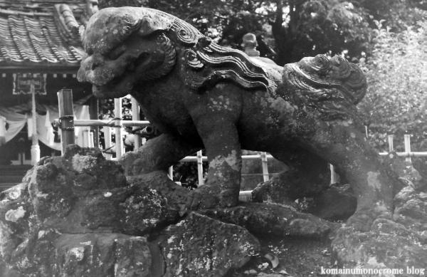 敷島神社(志木市本町)1