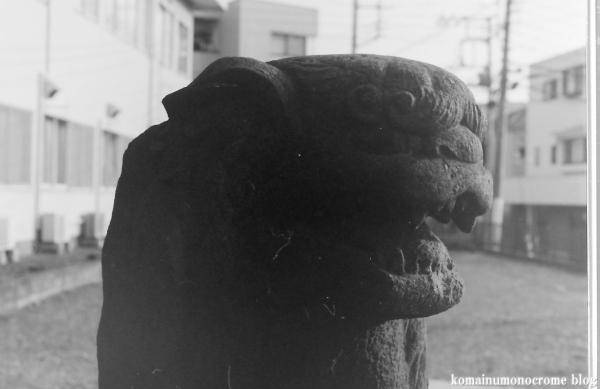 浜崎氷川神社(朝霞市浜崎)2