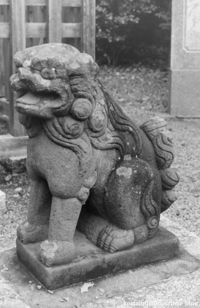 岸城神社(岸和田市岸城町)17