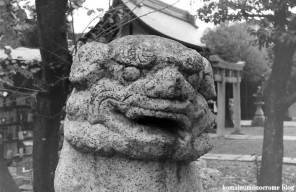 弥栄神社(岸和田市八幡町)2