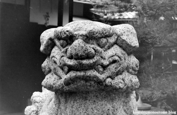弥栄神社(岸和田市八幡町)4