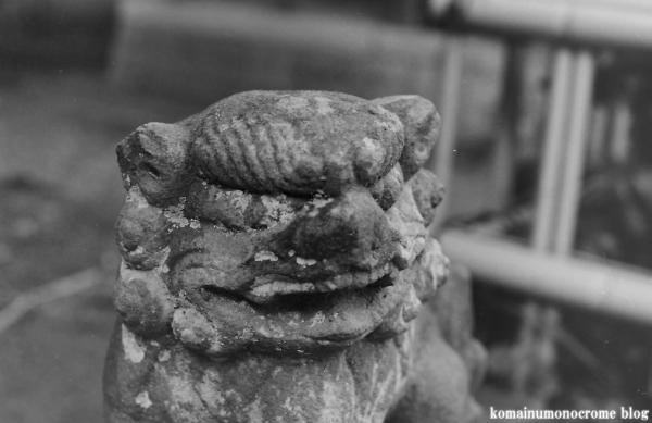 弥栄神社(岸和田市八幡町)10